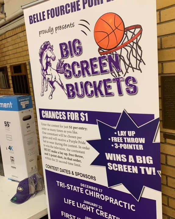 Big Screen Buckets